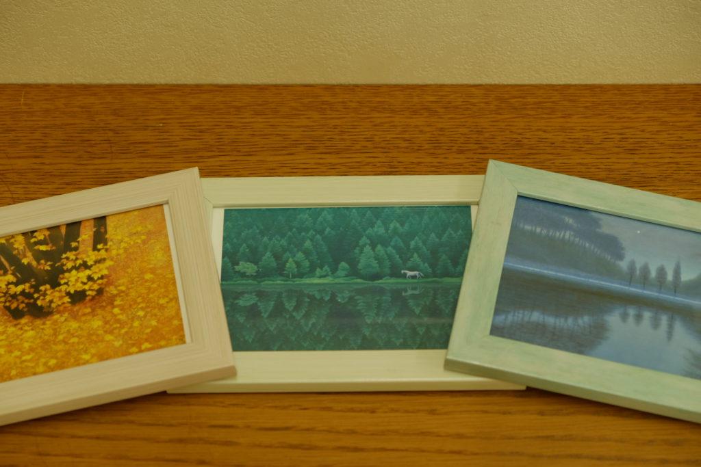 東山魁夷カード